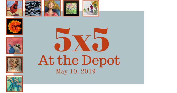 5x5 At The Depot